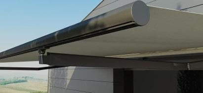 Tenda da sole di design Roma