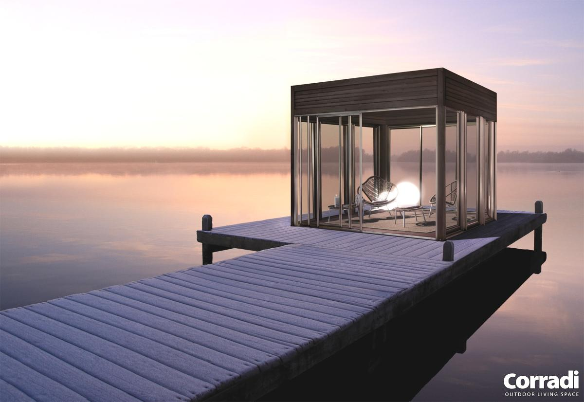 veranda lusso di design