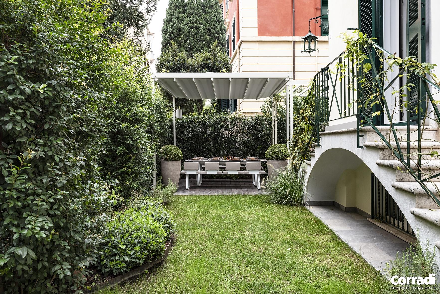 verande per giardino Roma