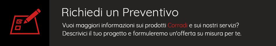 richiedi preventivo pergotenda