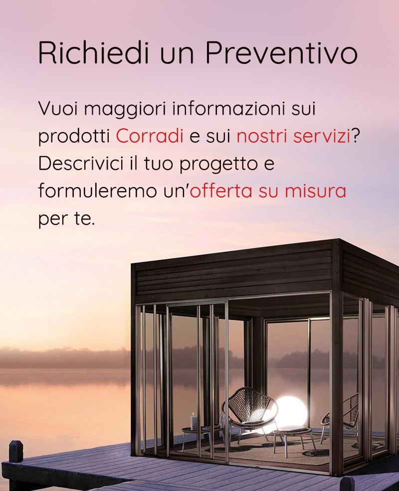 preventivi pergotenda Roma